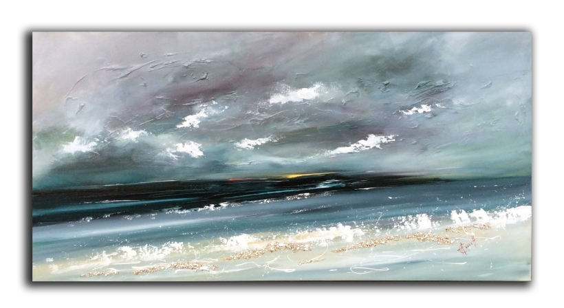 The call of the Seas 122 x 61 cm £750