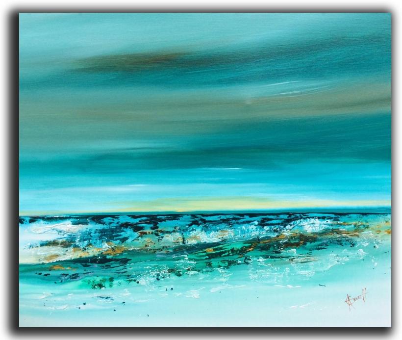 Tranquil Dawn II 76 x 61 cm £550